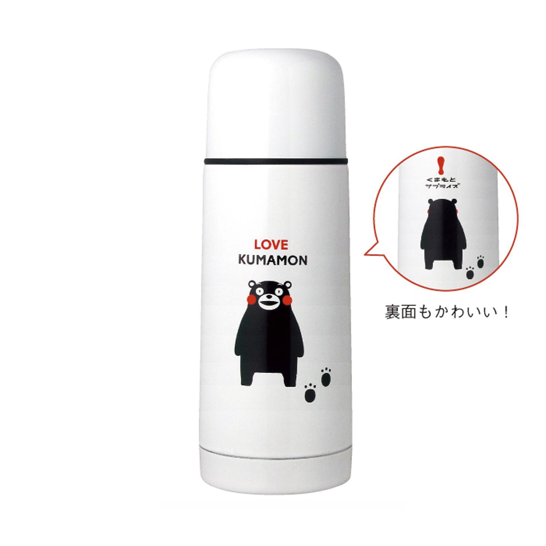 KUMAMON. ステンレスボトル350ml